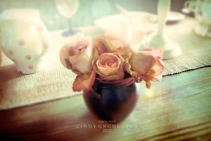 Welcome by CindysArt