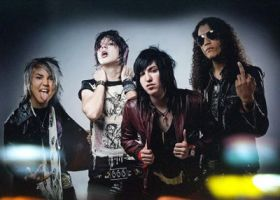 Escape the fate by pattyway