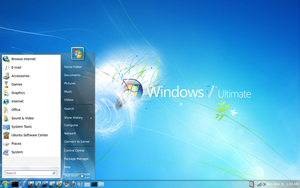 windows7 lookalike theme pack by jadenxtrinityx