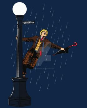 Who's Singin In The Rain by kingpin1055