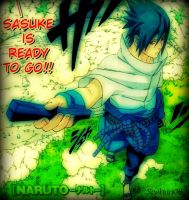 Sasuke is back by sashun08