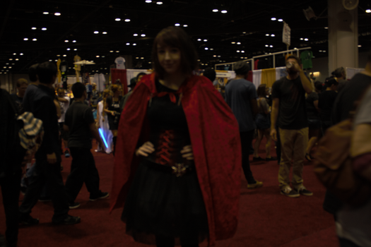 megacon cosplay Ruby by kingofthedededes73
