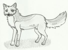 Fox by NeitoRibasGirl