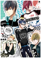 Free! Yearbook. by qwoptime