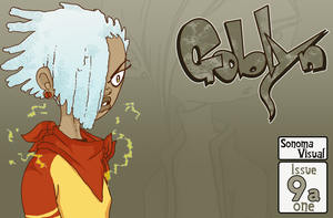 Goblyn Issue 9a by SolomonMars