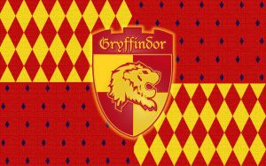Gryffindor wallpaper by ibuki-san