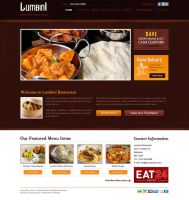 Lumbini Restaurant by hood-lord