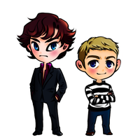 Baker Street Boys by ShortlockHolmes
