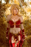 Blood elf World of Warcraft by Jane-Po