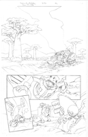 STH 252 page 12 PENCILS by EvanStanley