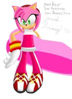 Amy riders style colored by jansa87