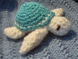 Custom Tiffany Sea Turtle by PerilousBard