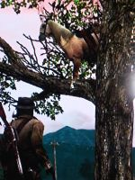 Get Down From There, Horse!  You Are Drunk! by BadCowboy69