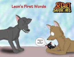 Leon says his first words XD by Mytokyokitty