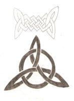 My First Celtic Knots by basilisk113
