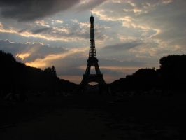 Summer 2008 - Paris 55 by ThisIsStock