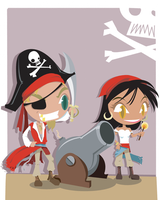 More Pirates ARRR by PrestoMatic