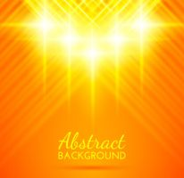 Yellow Lights Background by 1001vectors