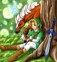 Link Relaxing by lynnwood