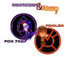 Compassion and Greed by RockDeadman