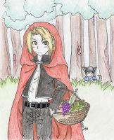 Little Red Riding Ed by DaisyS