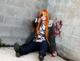 Badou from Dogs: Bullets and Carnage Cosplay 02 by SSward