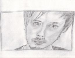 Bradley James by saoirse09