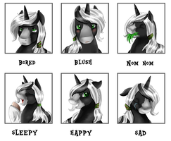 Emotions meme: Poder by pridark