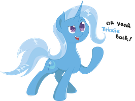 Trixie by JoeMasterPencil