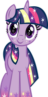 Rainbowfied Twilight Sparkle Hug by MeganLovesAngryBirds