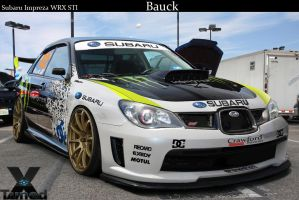 Subaru Impreza DC shoes by flaviobauck