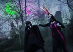 Signless and Condesce: Strife (2013) by DuskglassCosplay