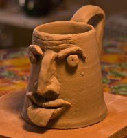 MY BEER STEIN DUDE by CorazondeDios