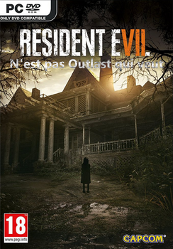 Resident Evil 7 by Emillie-Wolf