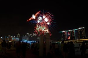Youth Olympic Games fireworks by Shooter1970