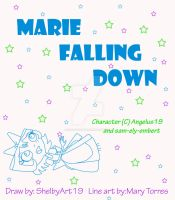 Marie Falling Down by ShelbyArt19