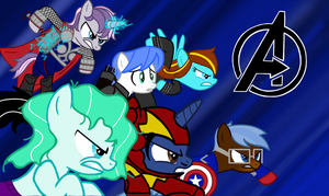 Analysis Avengers by PurpleFire153