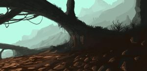 Tree Roots by bartzis