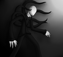 Slender by pIagued