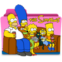 The Simpsons by apollojr