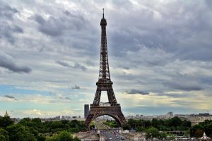 Eiffel Tower by FLYP93
