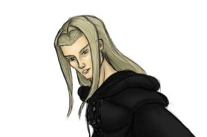 Vexen - close up by JenniferElluin