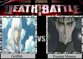Griffith vs. Fuuma Monou by JasonPictures