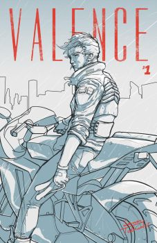 Valence Issue 1 Cover by SamTodhunter