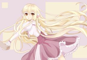 Chobits by mokru