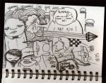 Doodle it up 3. by hannsill
