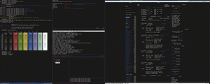Ion3 Linux by chimpyw