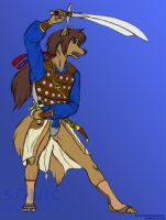 Raul Xi - Prince of Persia by SonicHomeboy