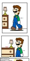 A Mario Bro Comic 2 by supermariobroDX