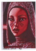 Barriss Offee ROTBH rtrn card by Dangerous-Beauty778